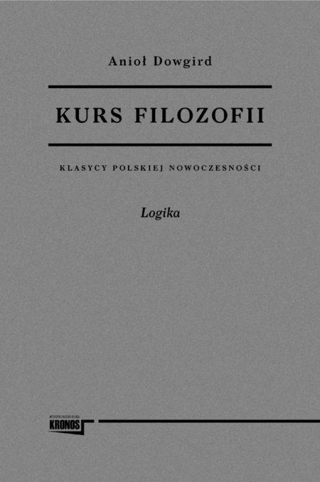 Kurs filozofii