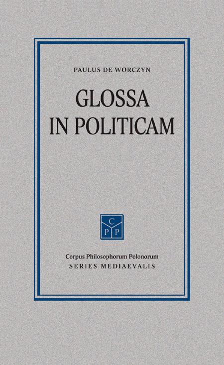 Glossa in politicam
