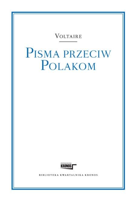 Pisma przeciw Polakom