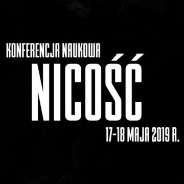 Nicość – konferencja